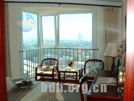 [南戴河宾馆]南戴河倚海45度公寓海景房