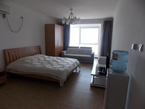 [南戴河宾馆]南戴河戴河国际公寓海景大床房
